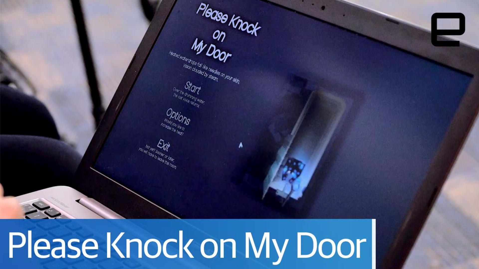 'Please Knock on My Door' is a digital life of depression