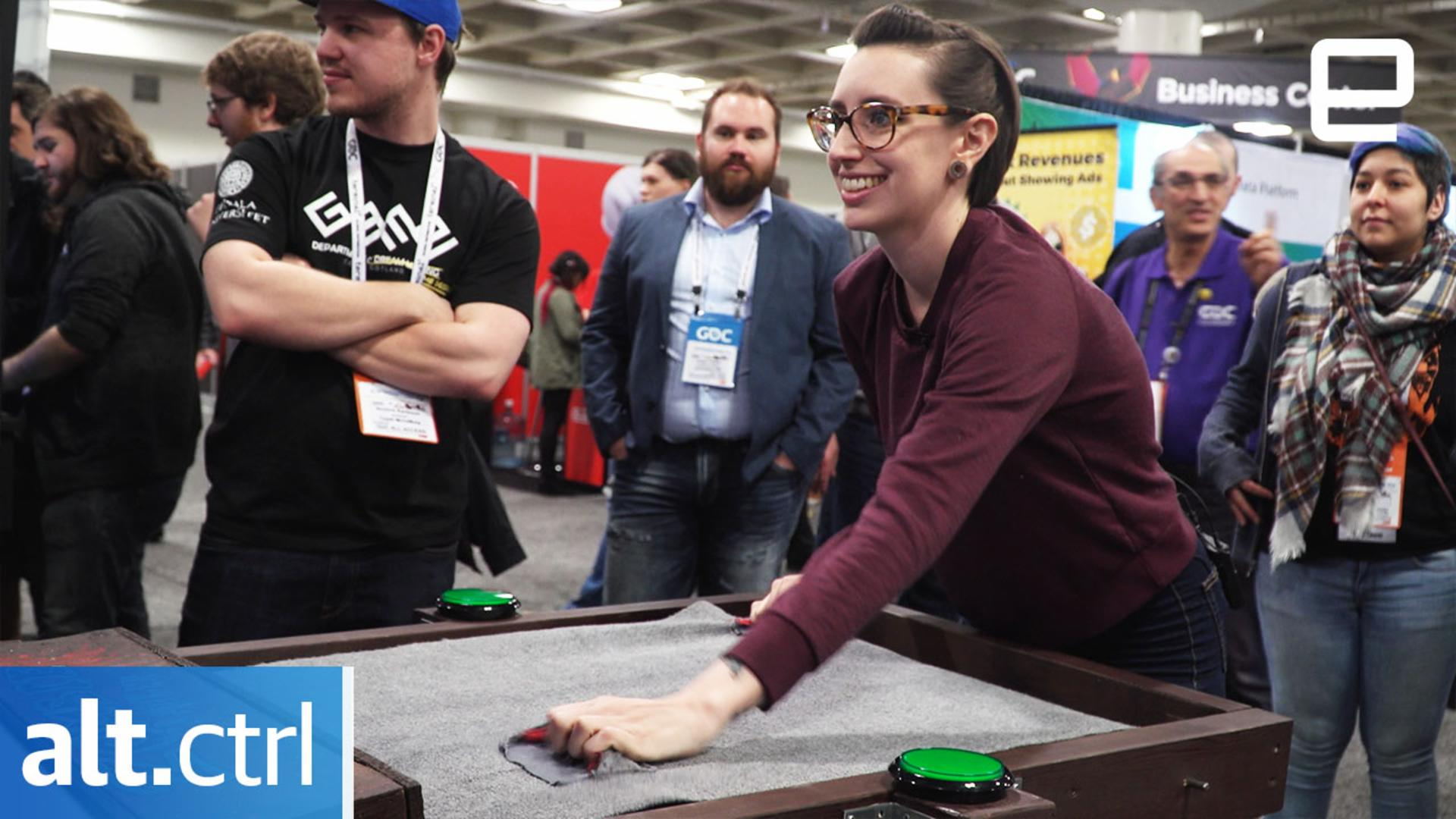 Bring out your inner 'Calvin and Hobbes' at Alt.Ctrl.GDC