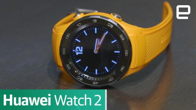 Huawei Watch 2 | First Look