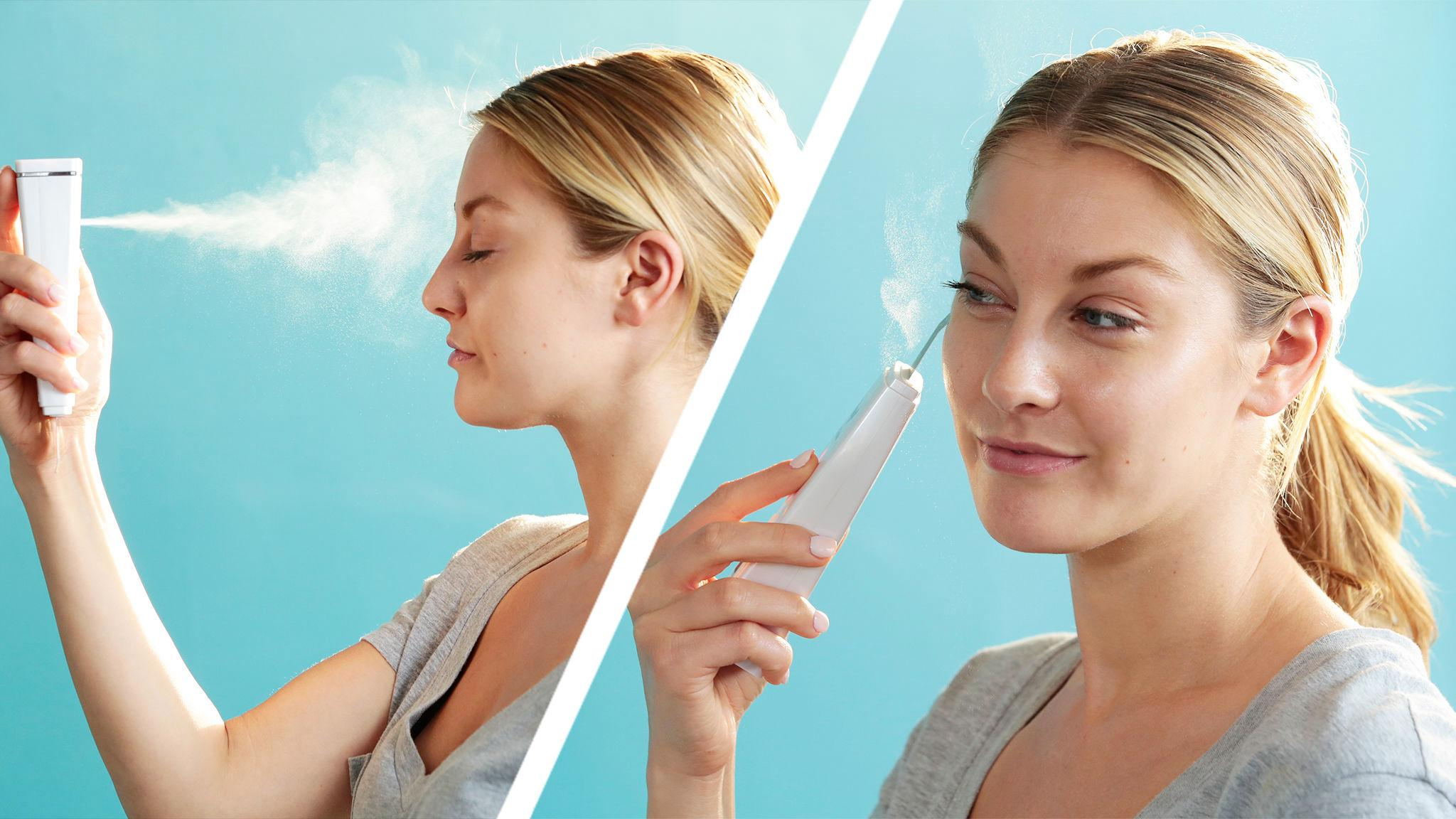 This premium face scrubber will make you feel like you're at a spa