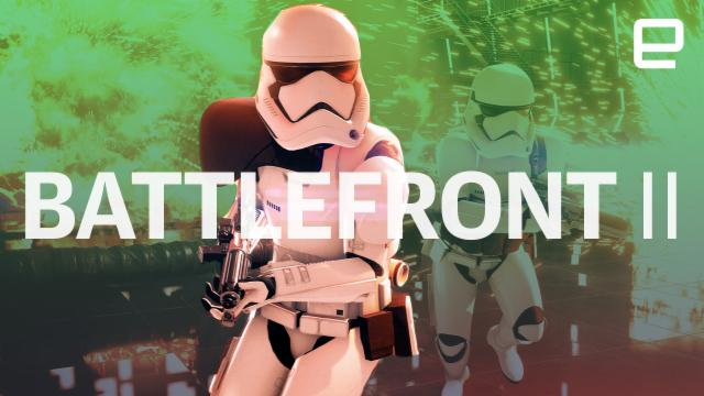 Star Wars Battlefront II | First Look