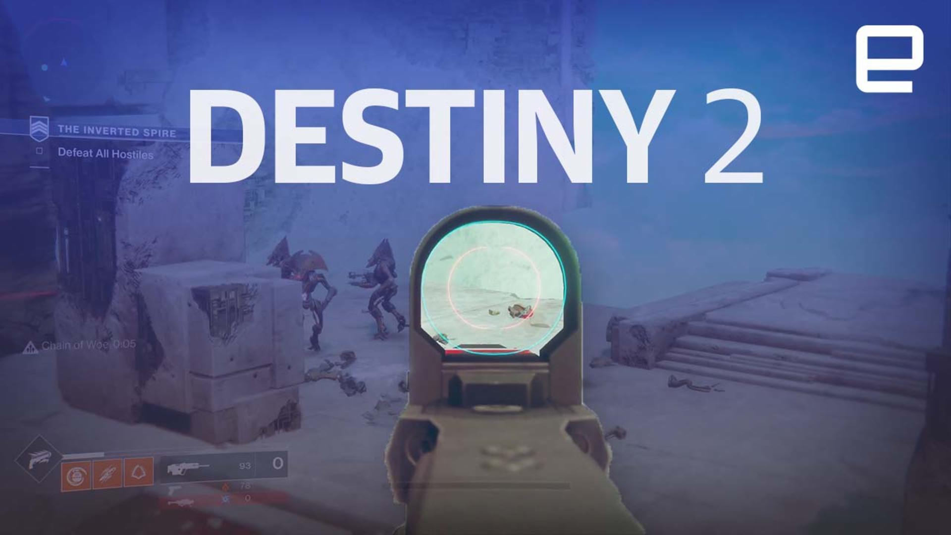 'Destiny 2' has the fundamentals to be a solid sequel