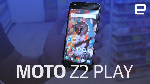 Moto Z2 Play | Hands-on