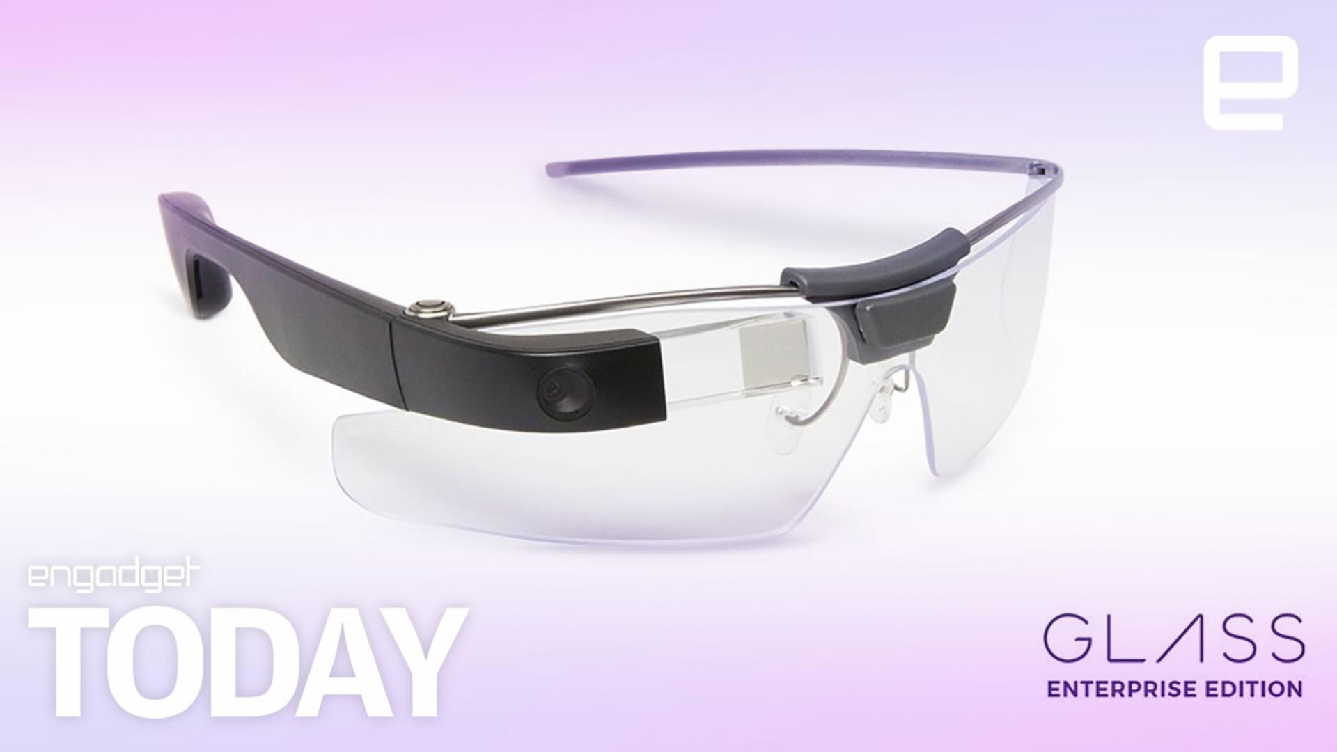 Google Glass is officially back with a clearer vision