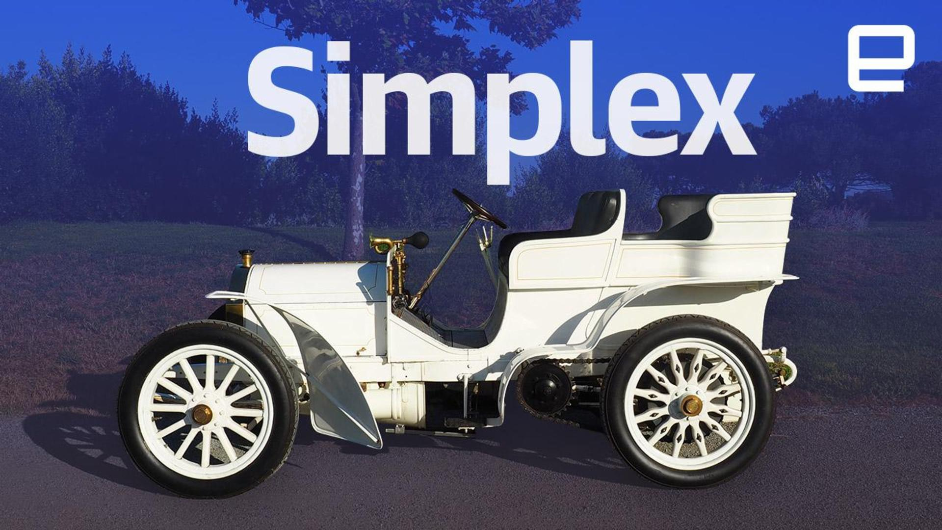 A 114-year old Mercedes has more in common with a Tesla than you think