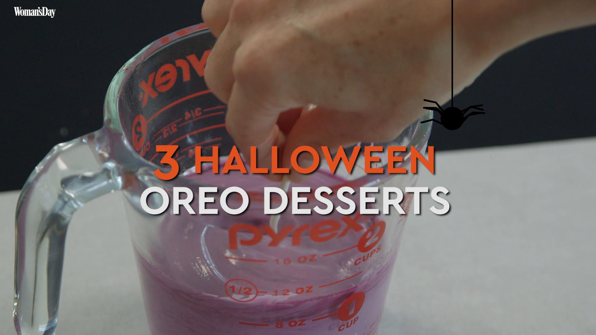 11 spookily delicious desserts you need to make this Halloween