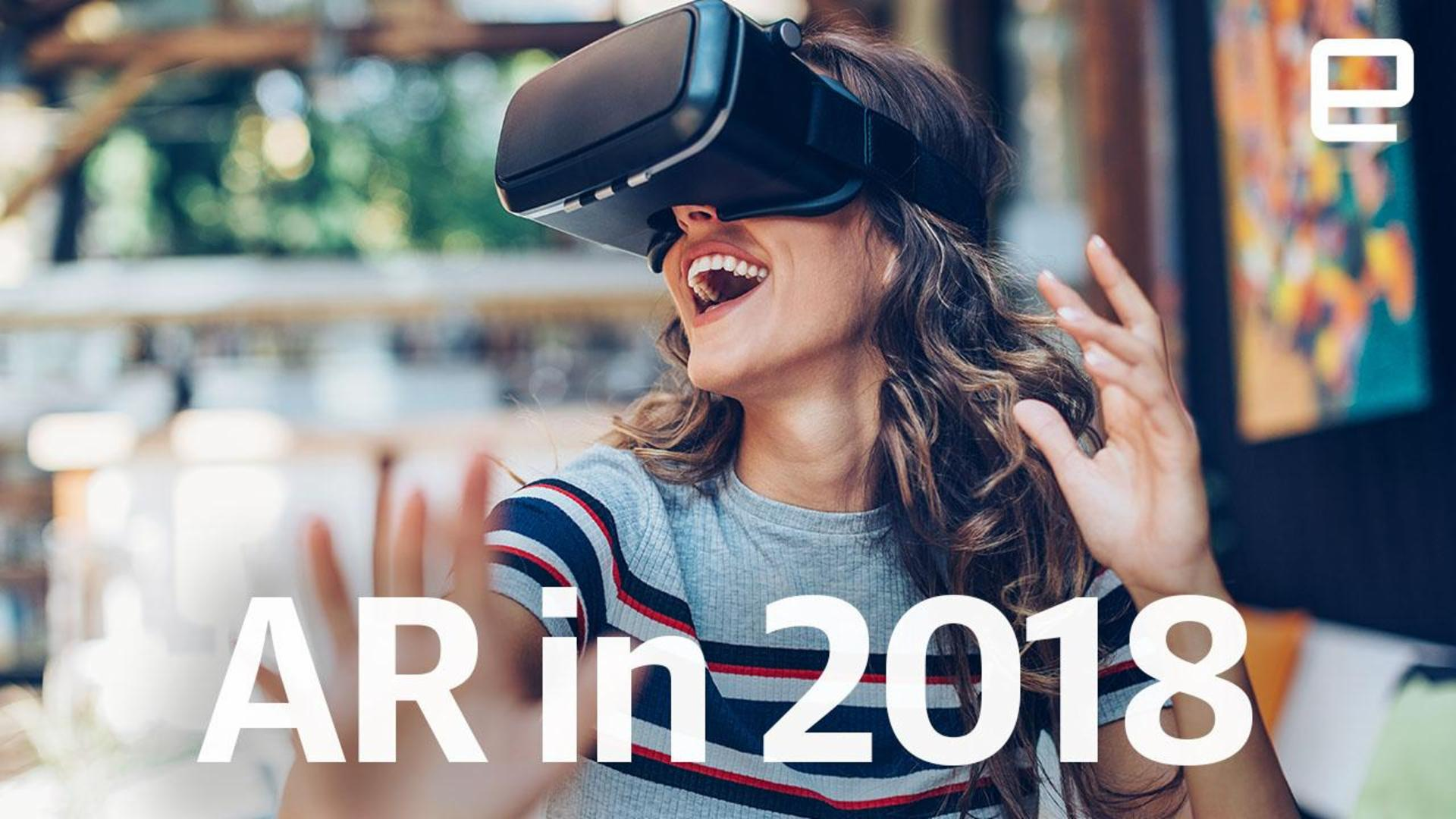 Worlds collide: VR and AR in 2018