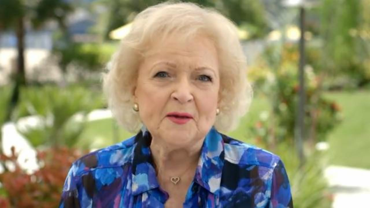 Betty White turns 98! Here's her secret to a long life