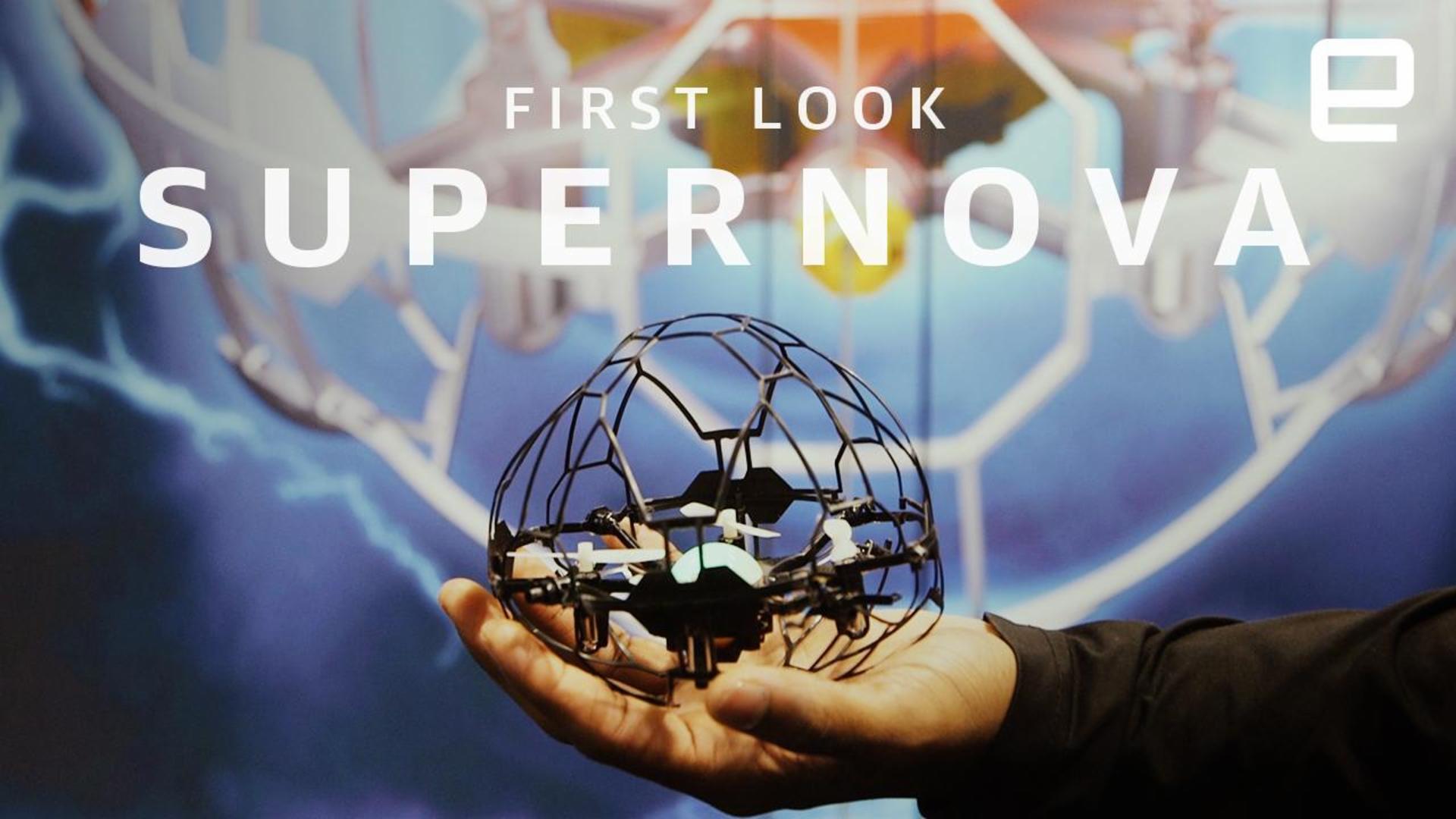 Air Hogs' Supernova packs motion controls in a kid-friendly drone
