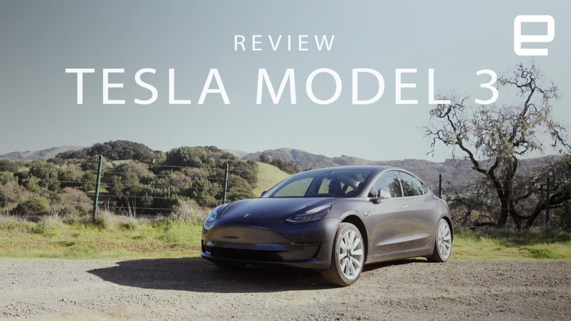 Tesla Model 3 review: the fast and infuriating