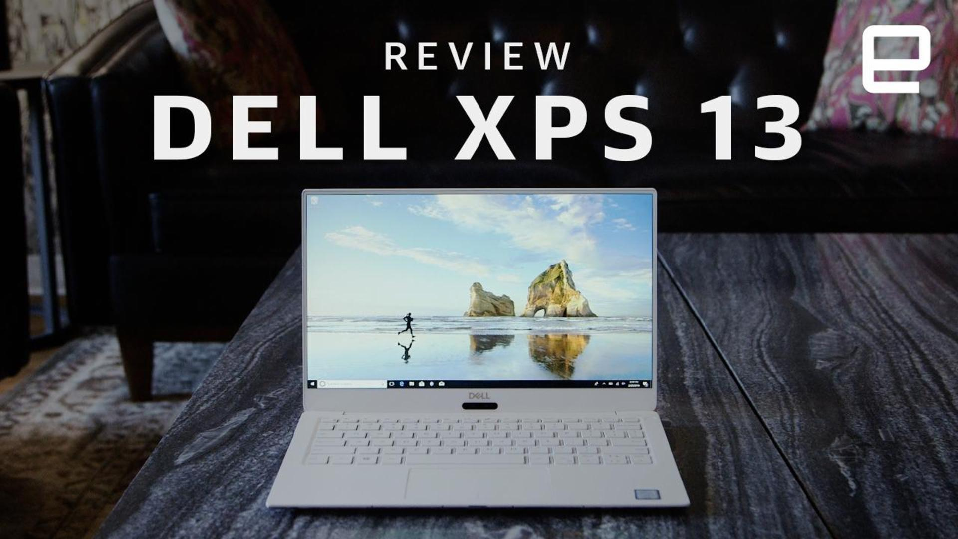 Dell XPS 13 review (2018): Still the best Windows laptop