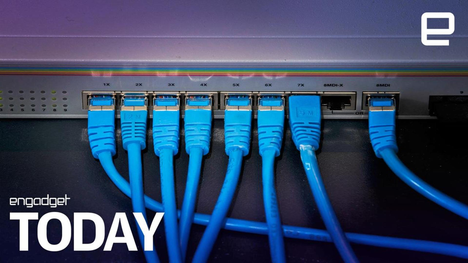 Sophisticated malware attacks through routers