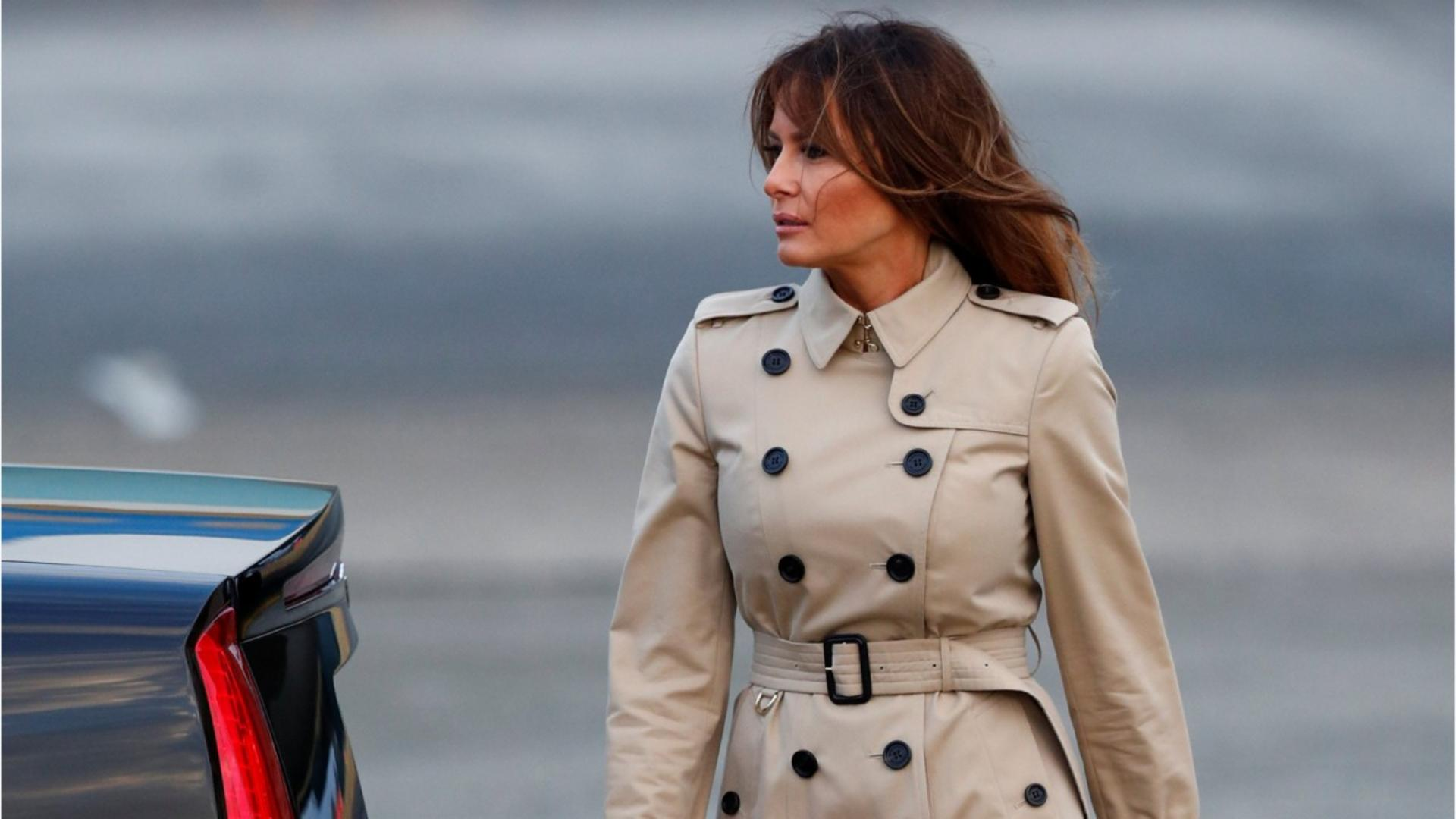 14 of Melania Trump's most expensive outfits
