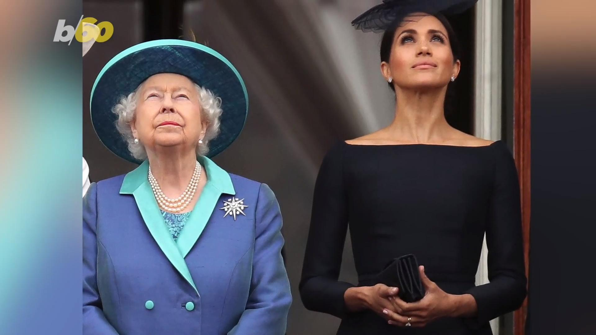 How tall is Meghan Markle? The duchess' height is sort of deceiving