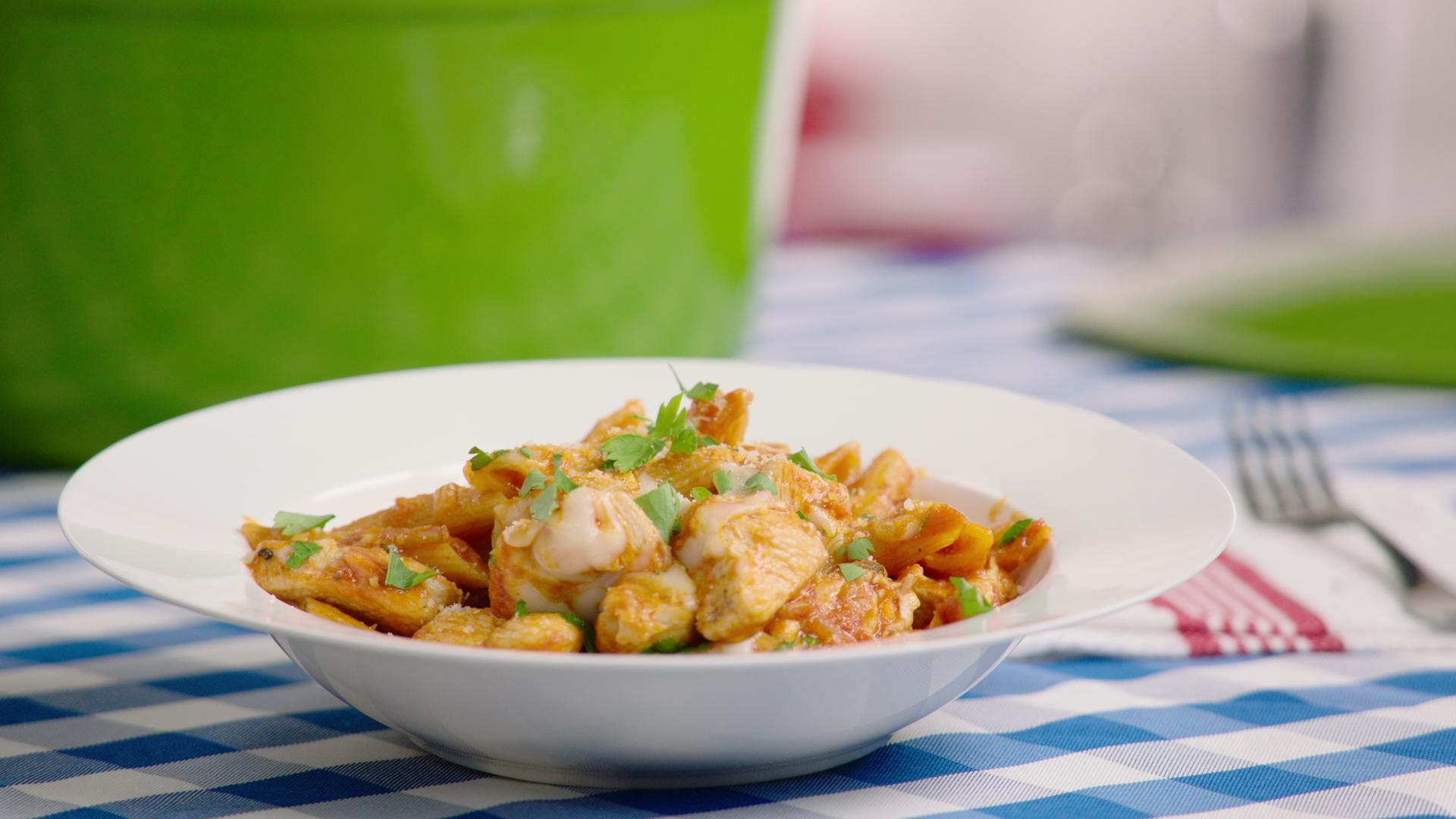 Best Bites: Weeknight meals one-pot chicken parm pasta