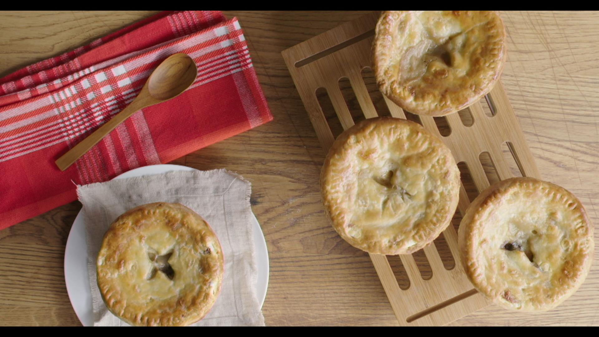 Best Bites: Mini chicken pot pies