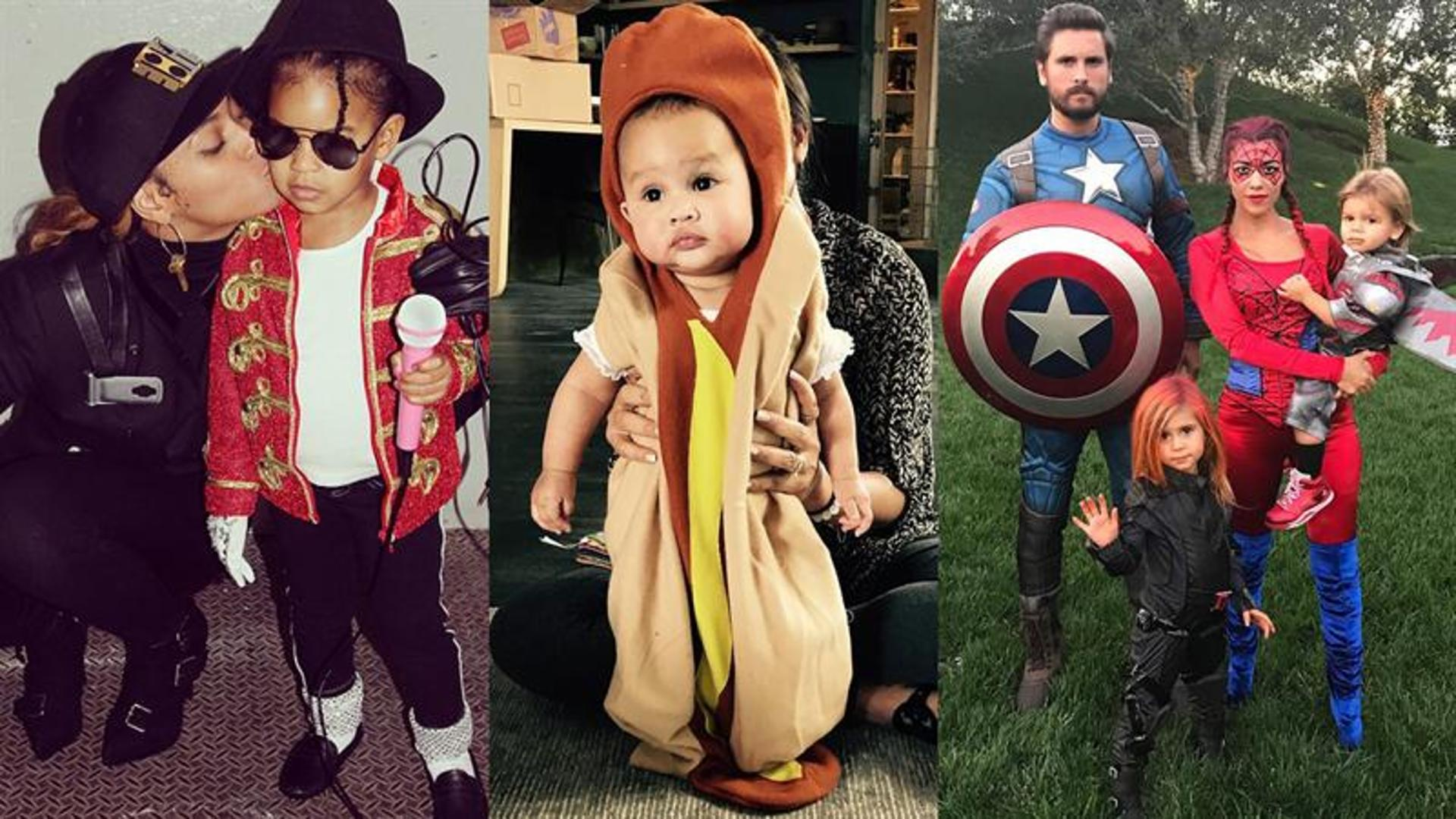 Best celebrity kids and family Halloween costumes: Beyoncé, Chrissy Teigen, Neil Patrick Harris and more