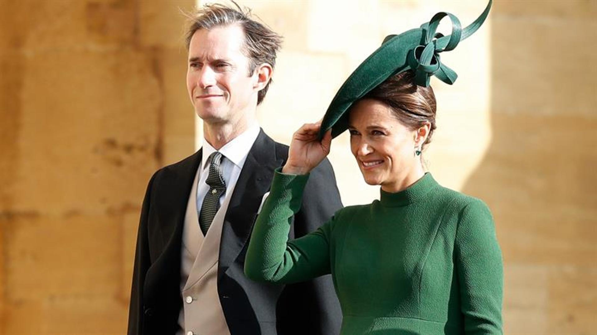 Pippa Middleton's complete style transformation