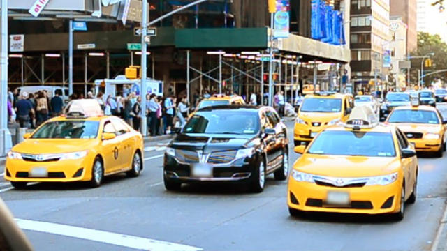 More Uber Cars Than Taxi Cabs In NYC Now