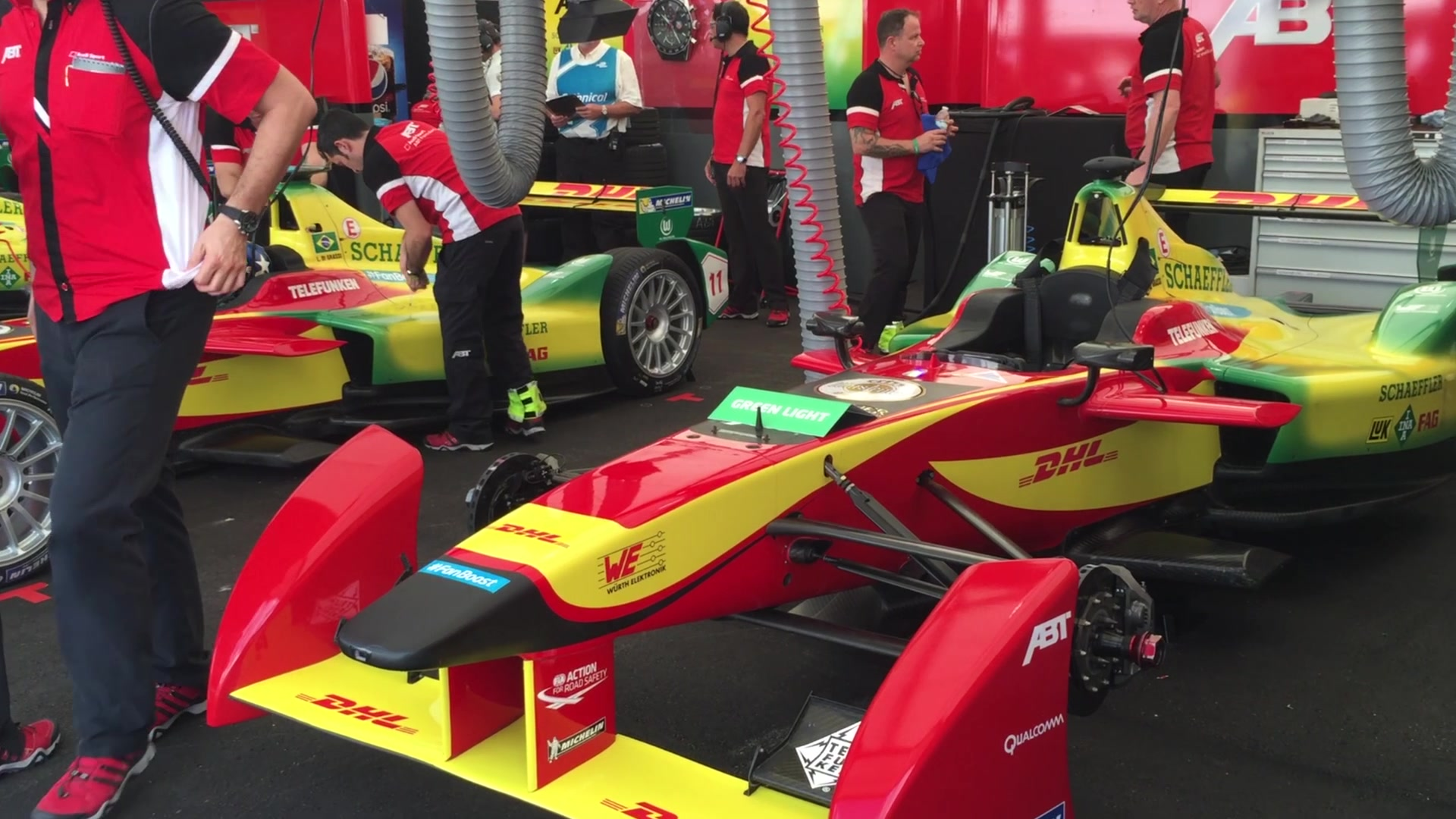 Formula E Championship Miami | On Location