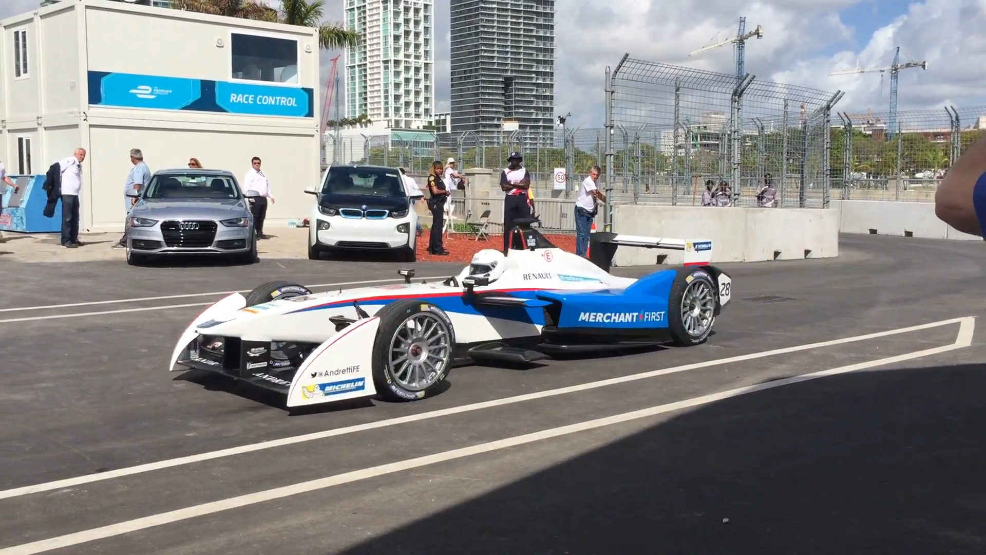 Formula E Miami Sights And Sounds | Autoblog Short Cuts