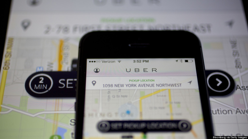 Google Developing Uber Competitor