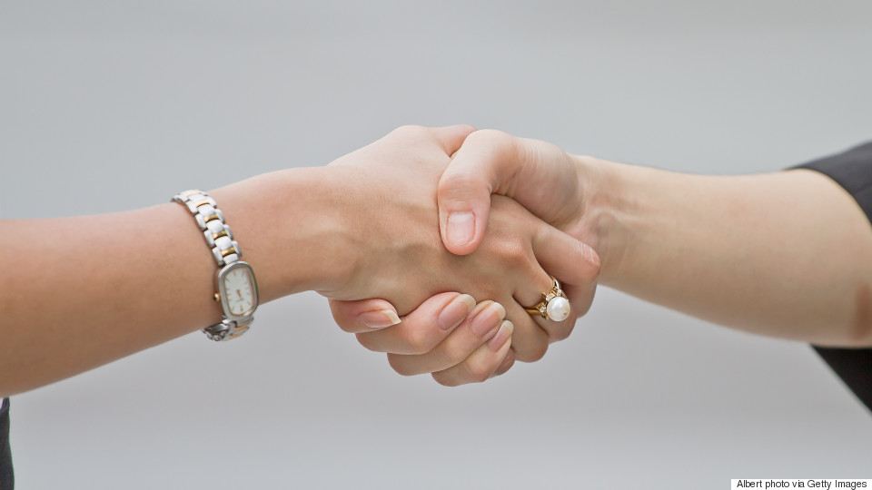 The Science Behind Handshakes