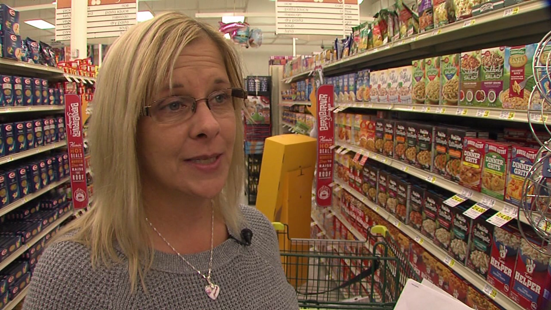 Simple Change Cut Mom's Grocery Bill by 75 Percent