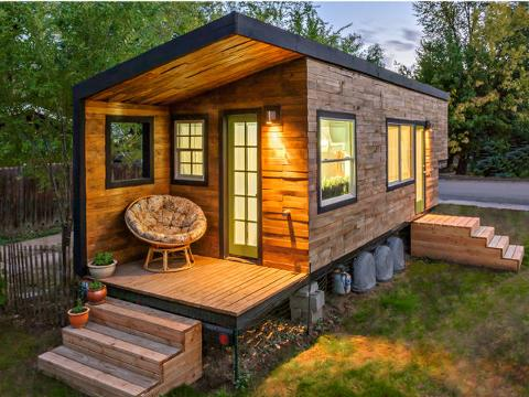 5 Incredible Tiny Houses