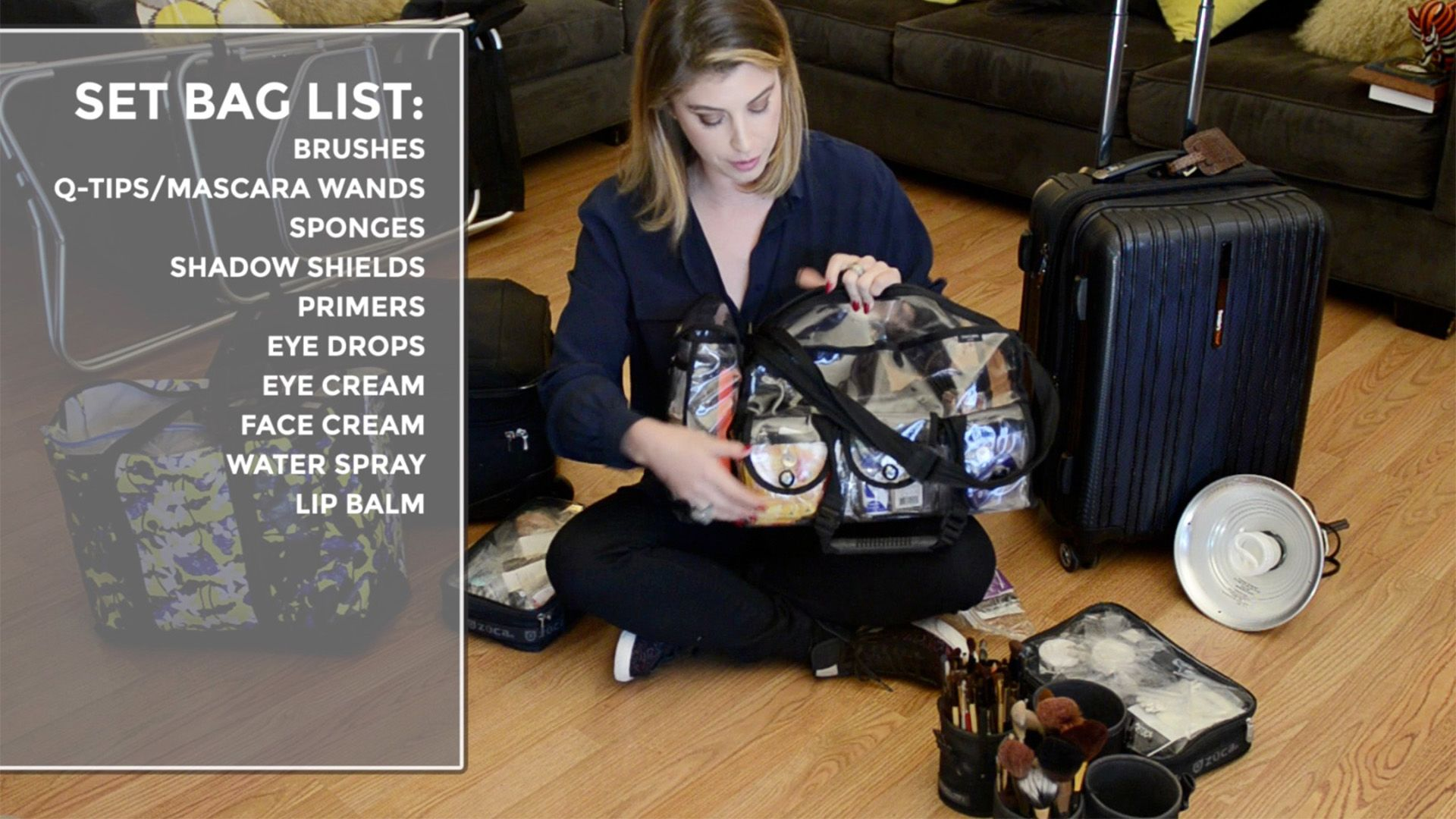 Celebrity Makeup Artist Tips: How to Organize Your Makeup