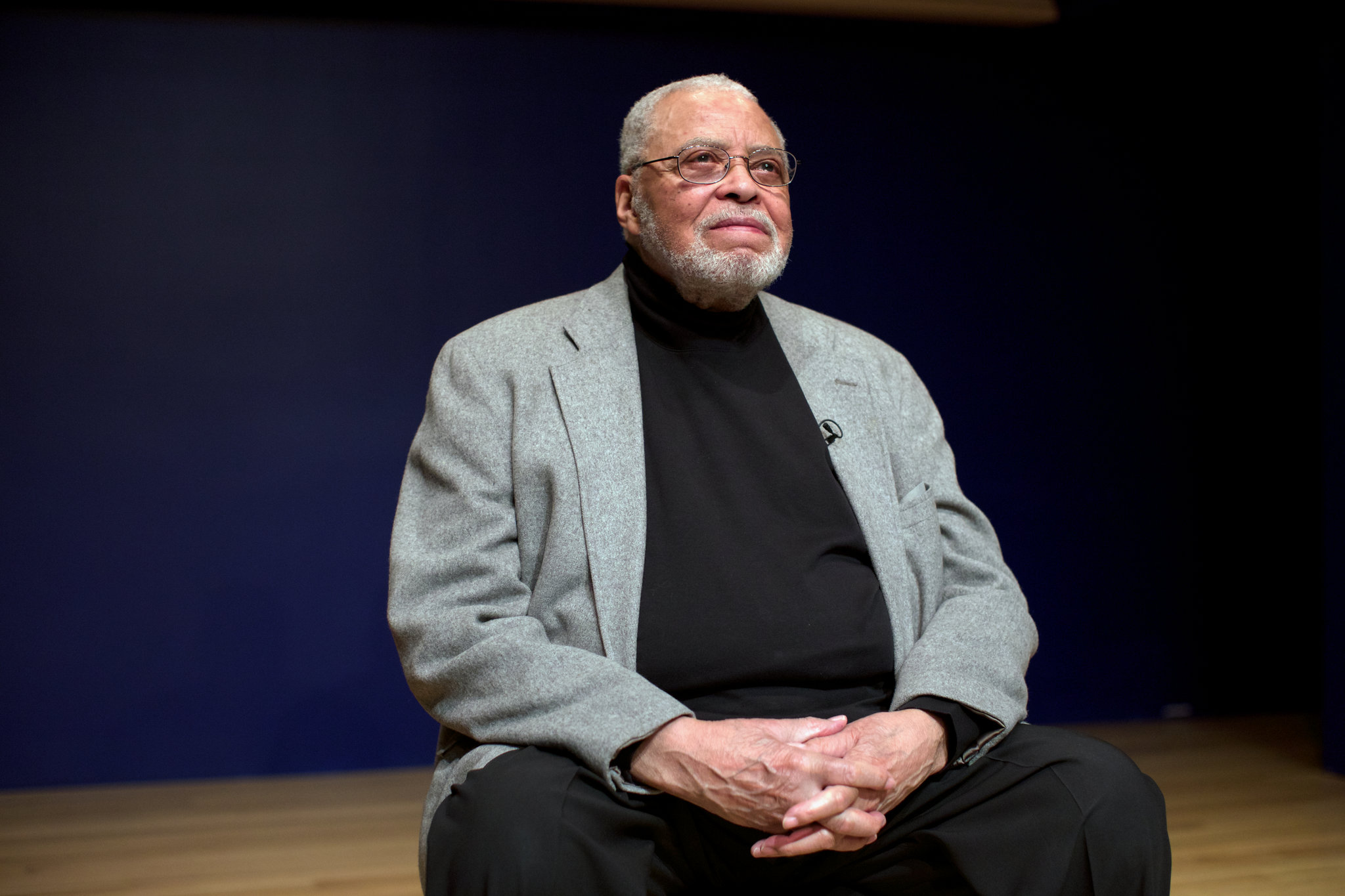 James Earl Jones Performs a Monologue From 'You Can't Take It With You'