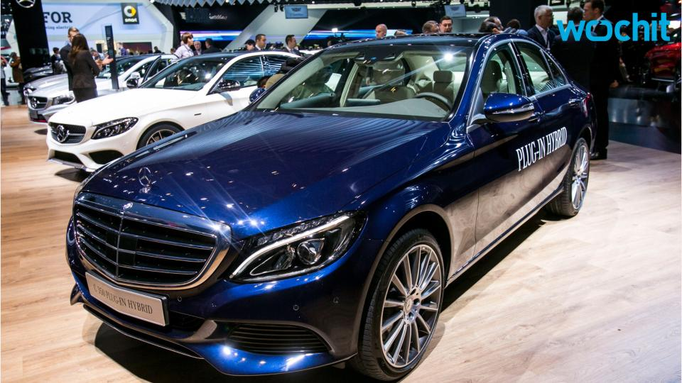 2016 Mercedes-Benz C350 Plug-In Hybrid: First Details From Detroit Auto Show