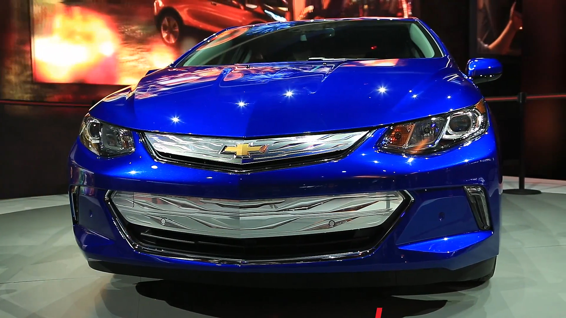 2016 Chevy Volt | 2015 NAIAS