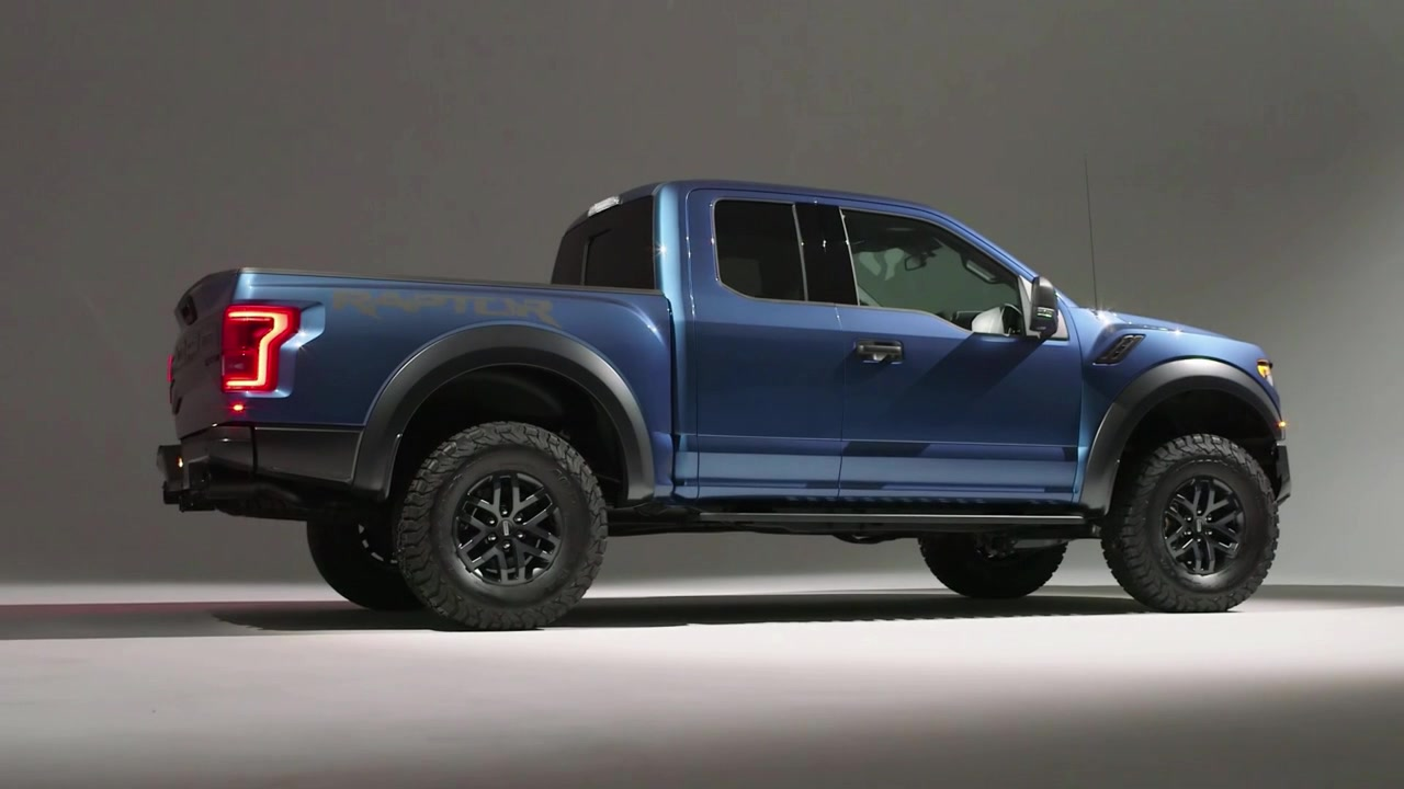 2017 Ford Raptor B Roll