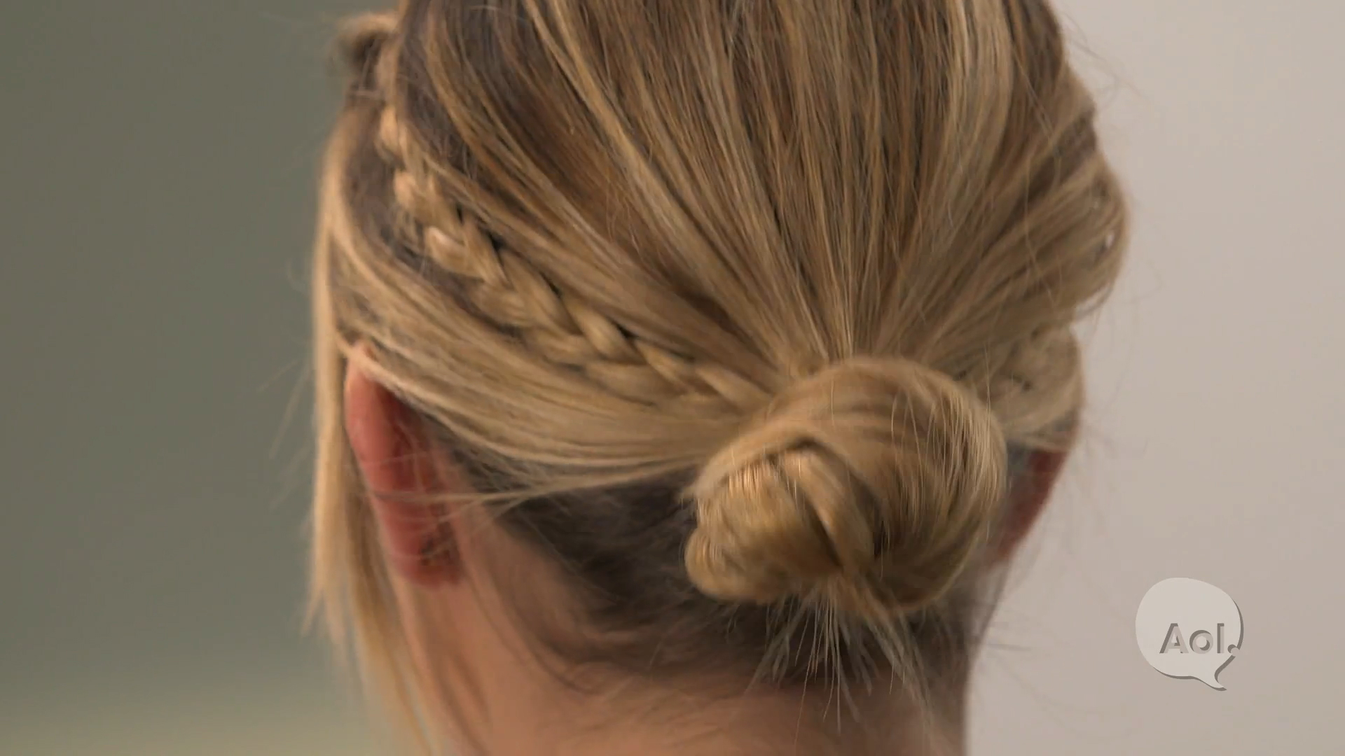 Beauty Guide: Bohemian Braided Updo