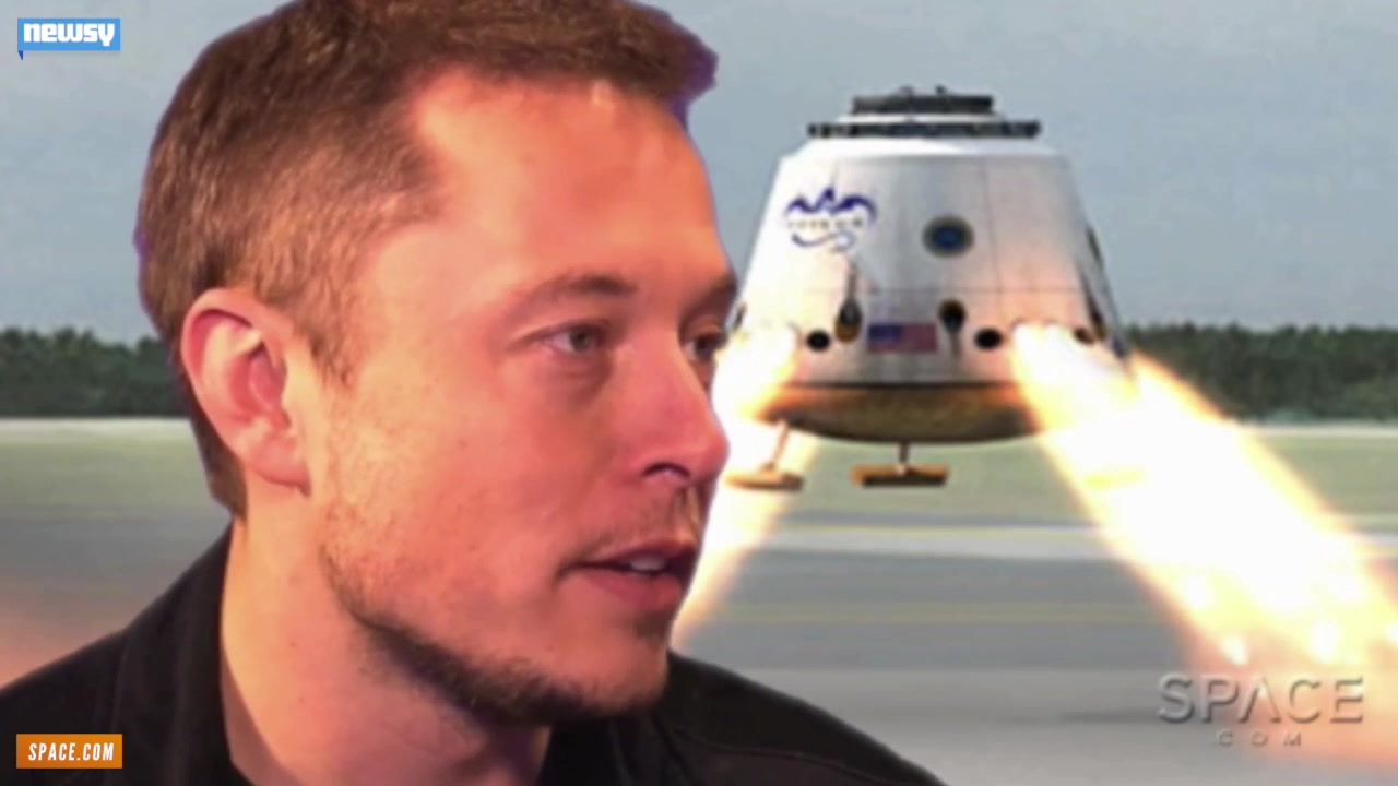 SpaceX's Elon Musk Really Wants to Colonize Mars