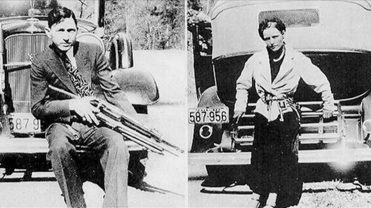 Bonnie & Clyde: The Outlaw Legend 80 Years Later