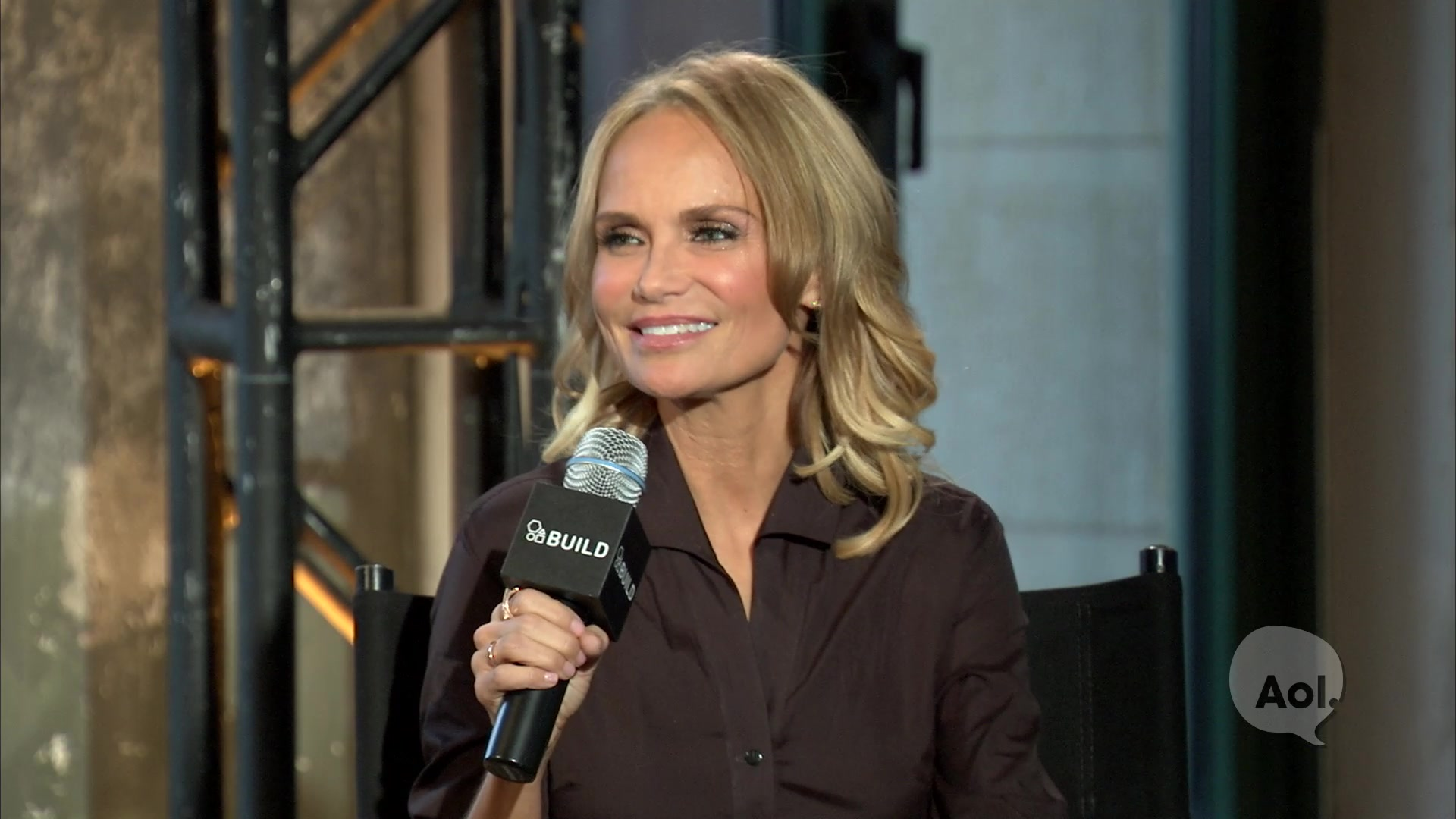 Kristin Chenoweth Talks 'Coming Home'