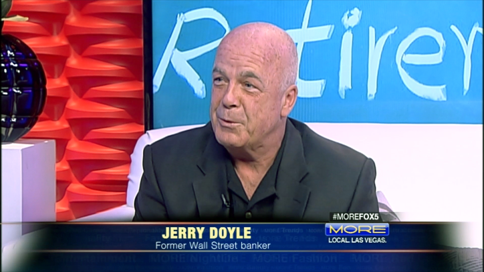 Tips to Save for Retirement with Jerry Doyle