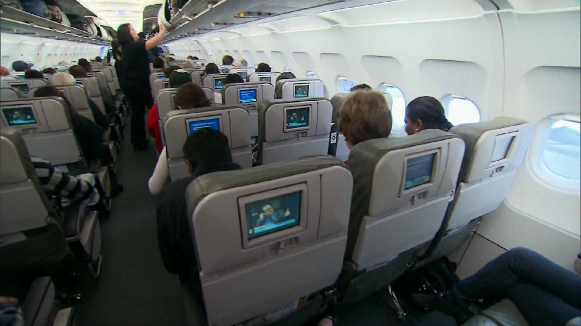 Germs on a Plane: Sicknesses Will Stick Around