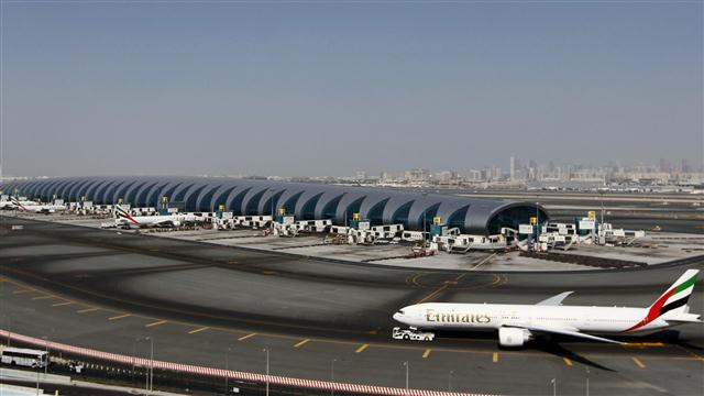 Dubai Busiest International Passenger Airport