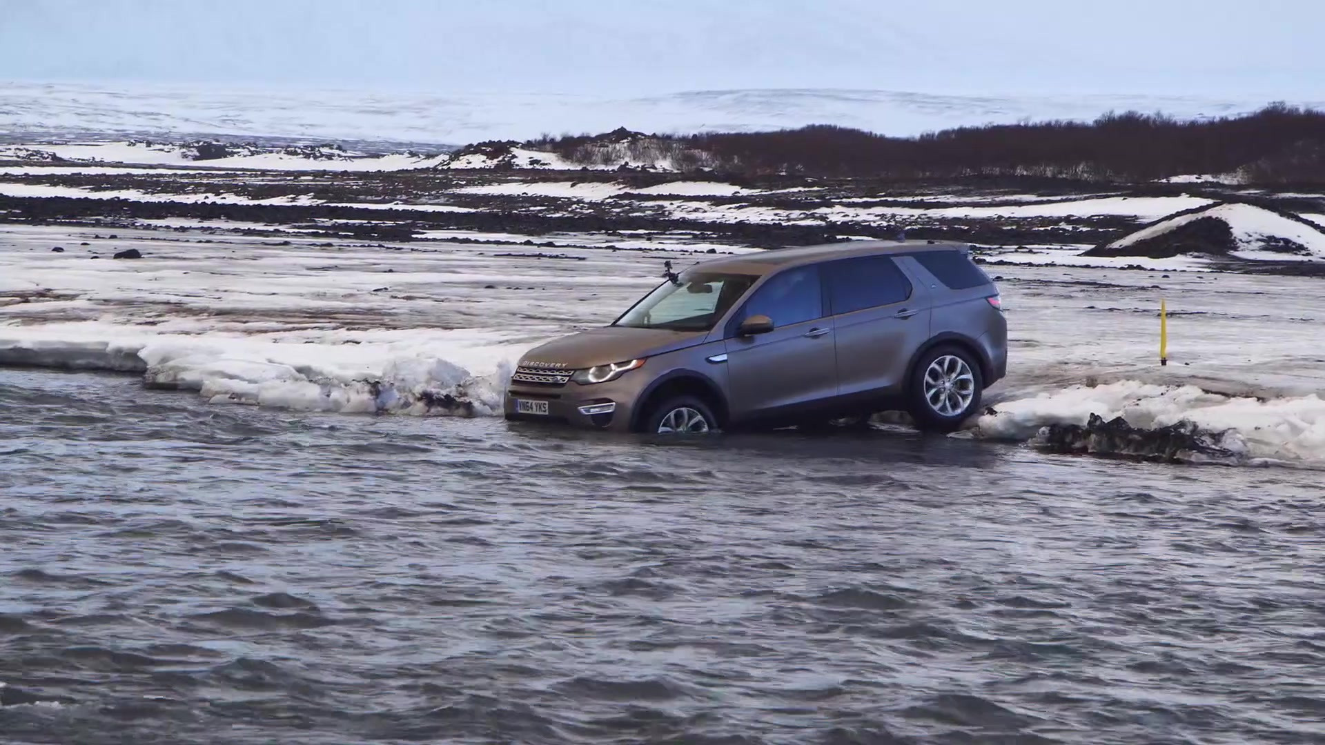 2015 Land Rover Discovery in Iceland | On Location