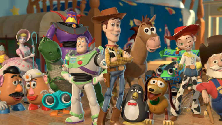 'Toy Story 4' Coming