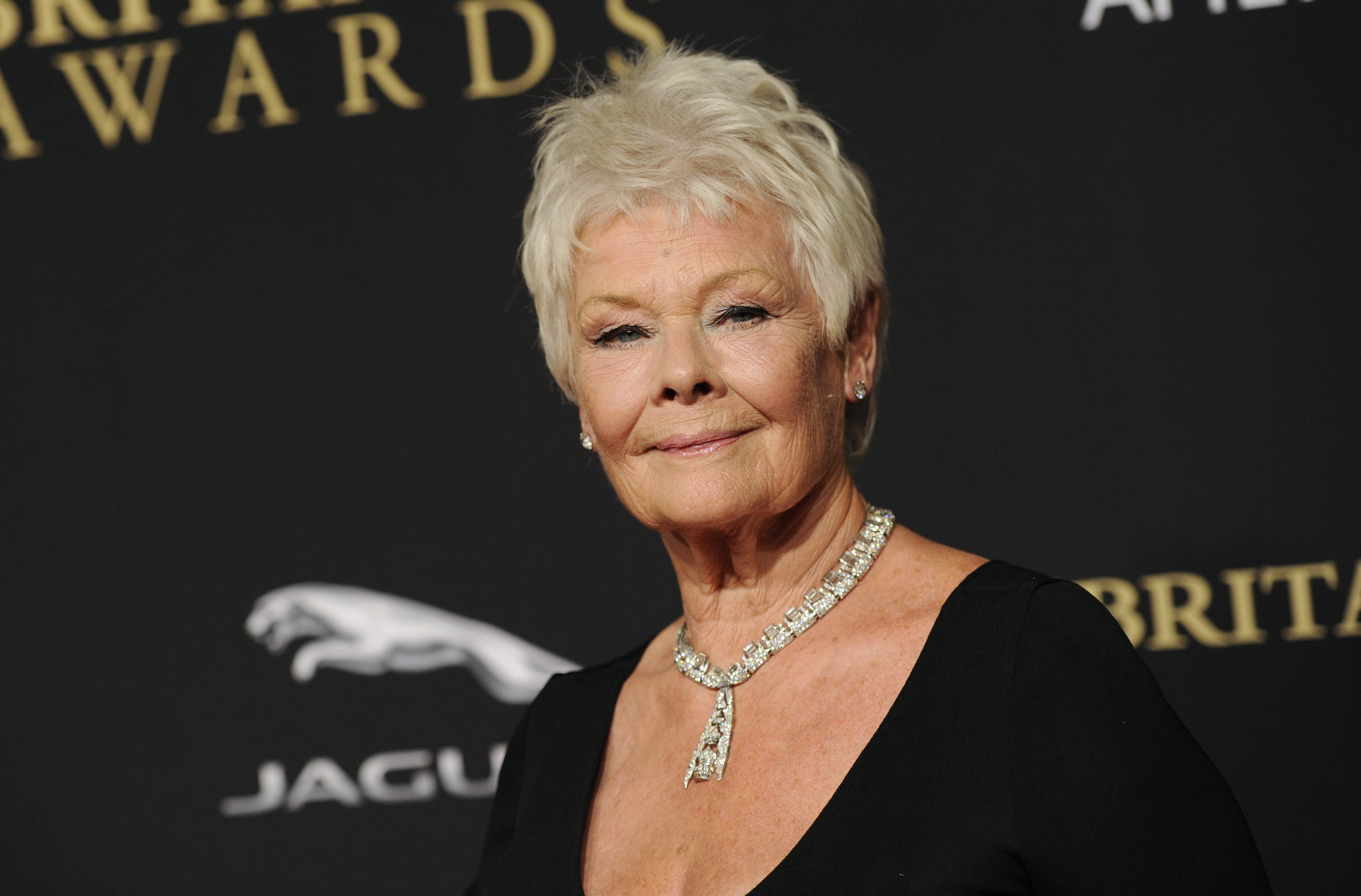 Judi Dench Has A 'Tattoo' On Her Butt