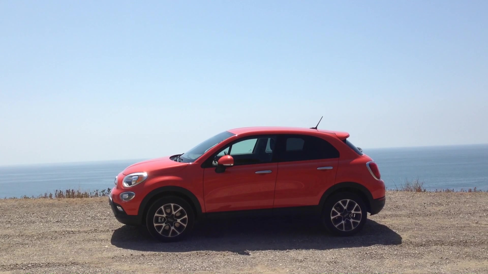 2016 Fiat 500X | On Location