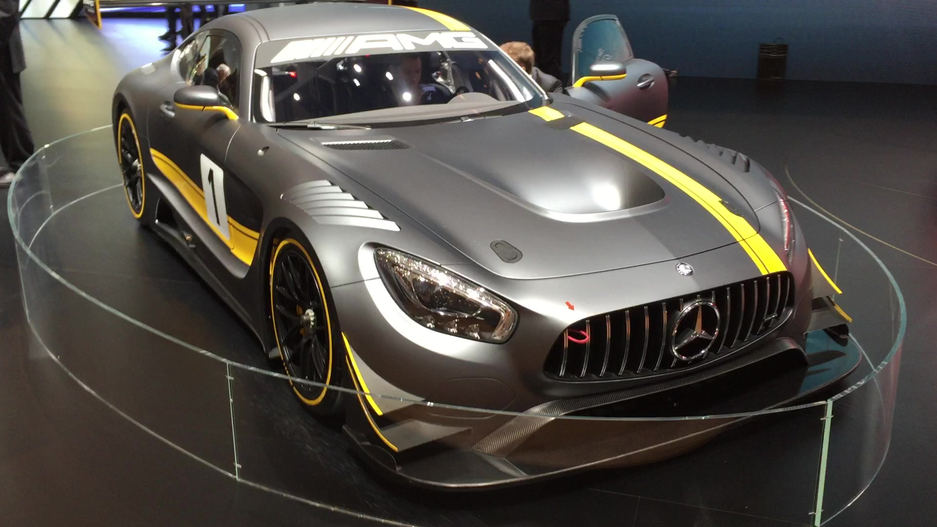 More Amg Gt Variants Are Coming Including A Gt4 Racecar Autoblog