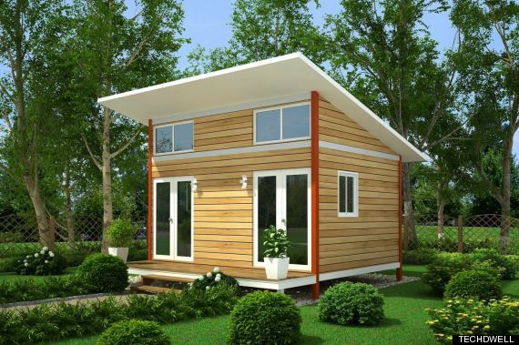 Tiny Houses To Solve Big Problem