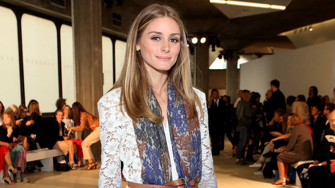 15 Style Questions with Olivia Palermo