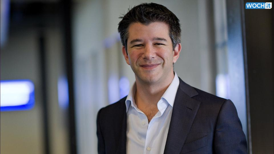 Uber CEO: We're Creating 50,000 New Jobs Per Month