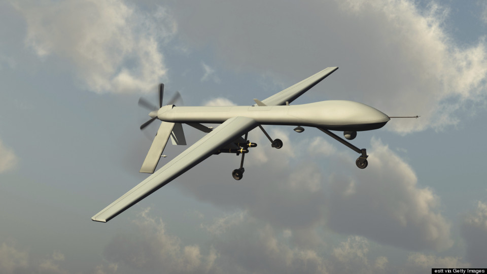 The U.S. Drone War In Afghanistan You Don't Know About